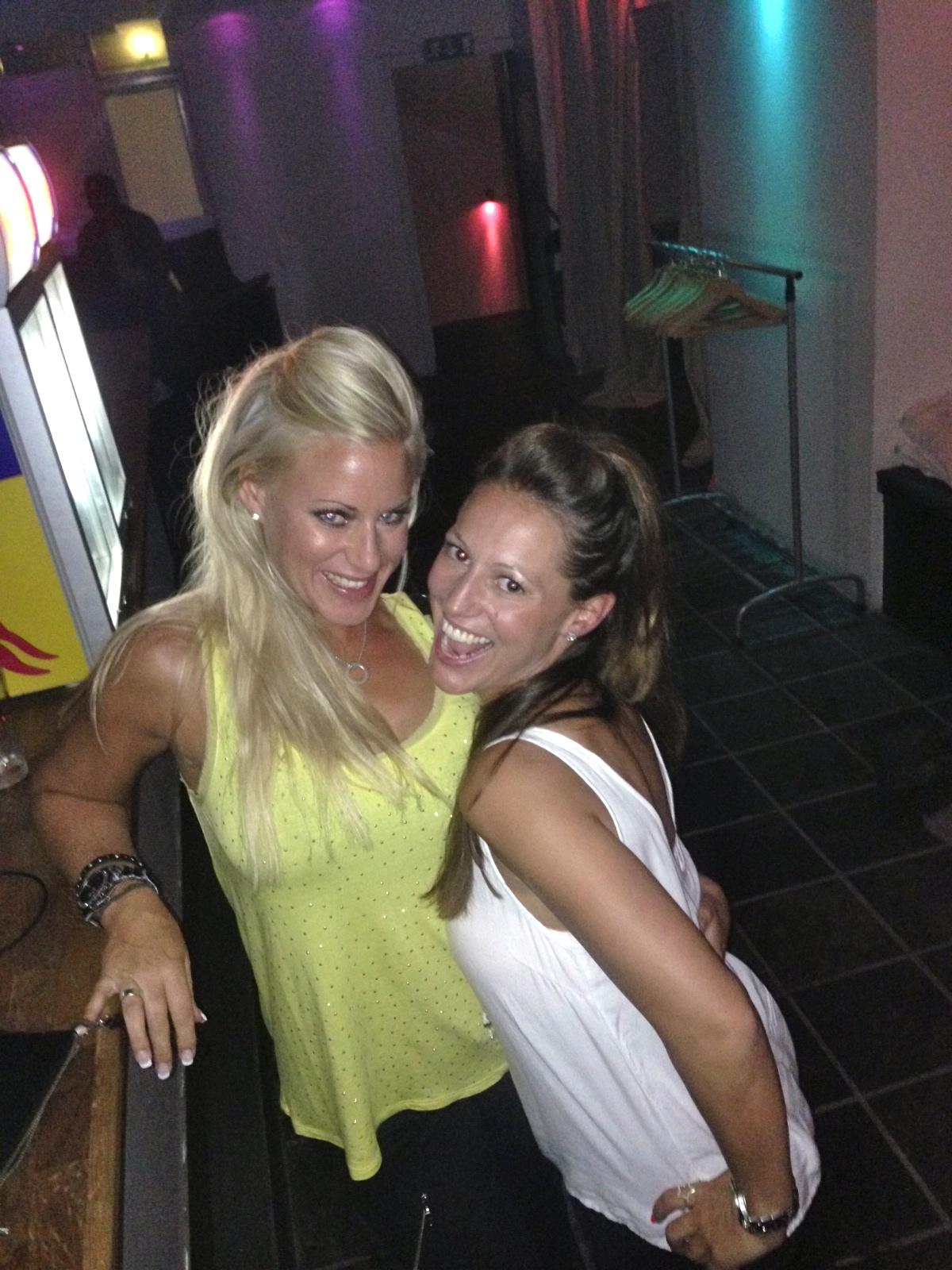 Erica & Diana